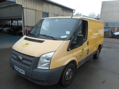 CTTE FOURGON FORD Modéle : TRANSIT CH-369-WY Type constructeur : FAE6DRFB1AB3ESDF...