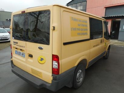 CTTE FOURGON FORD Modéle : TRANSIT CH-691-WY Type constructeur : FAE6DRFB1AB3ESDF...