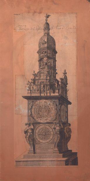 Horloge astronomique de la cathédrale de...