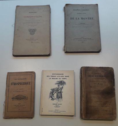 HAINAULT, Robert-Louis. Mémoire sur les compensateurs...