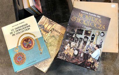 MUHE, Richard VOGEL, Horand M. Horloges anciennes,...