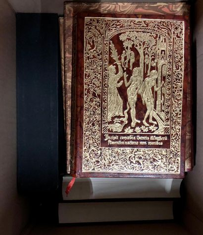 GIONO, Jean. Œuvres, cinq volumes de l'édition...