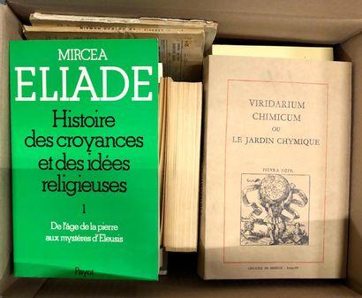 ESOTÉRISME, RELIGION, HERMETICISME; Deux...
