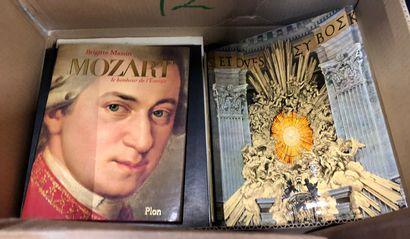 Important lot de livres d'art :  - Treseaures...
