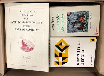 HISTOIRE –LITERATURE, Un carton de livres...