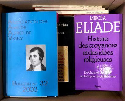 HISTOIRE, PHILOSOPHIE, ESOTERISME, LITERATURE....