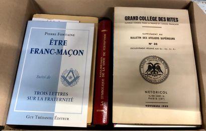 FRANC-MAÇONNERIE, PHILOSOPHIE, ESOTERISME....