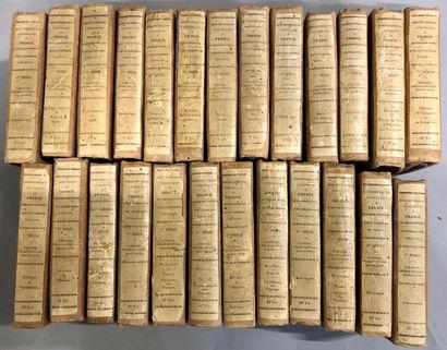 BAILLY DE MERLIEUX, Encyclopédie portative...
