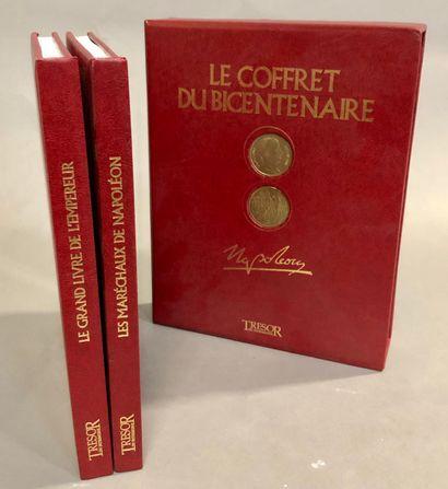 Le coffret du bicentenaire - Napoléon  Edition...