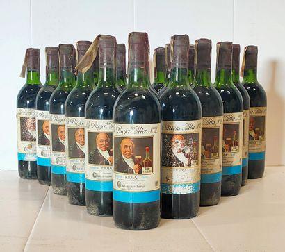 21 bouteilles  RIOJA Reserva - « La Rioja...