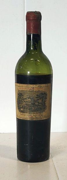 1 bouteille  Château LAFITE ROTHSCHILD -...