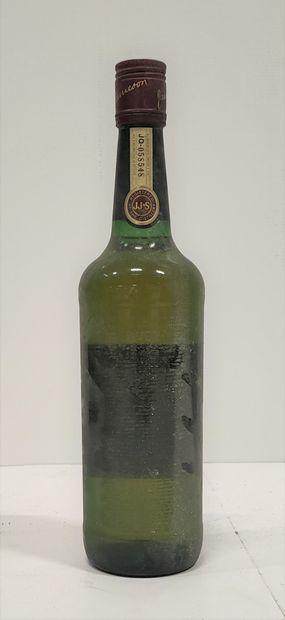 1 flacon 70cl  IRISH WHISKY - JAMESON  Années...