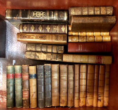 LITTERATURE  Important lot de littérature...