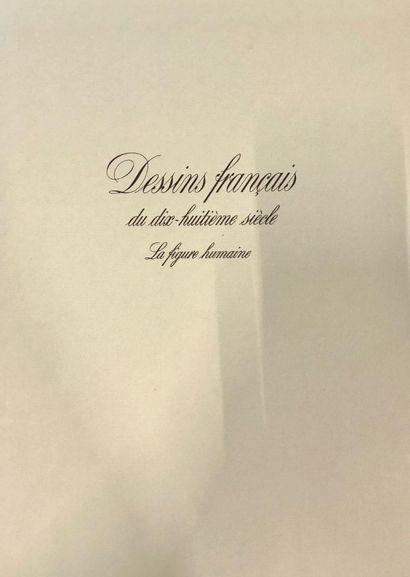 Dessins français du dix-huitième siècle  La...