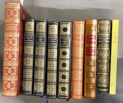 MONUMENTA MEDICA. Quinze volumes de la série...