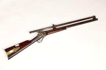 Carabine SHARPS Modèle 1852, calibre 52....