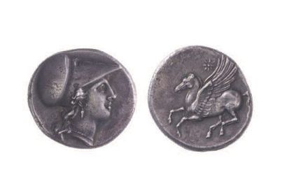 SICILE, Syracuse (306-289). Statère (6,74...