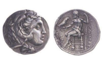 MACÉDOINE, Alexandre III (336-323). Tétradrachme...