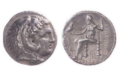 MACÉDOINE, Philippe III (323-317). Tétradrachme...