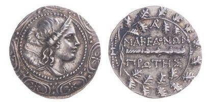 MACÉDOINE SOUS DOMINATION ROMAINE (158-149)....