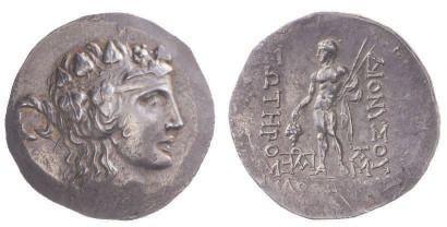 THRACE, Maronée (après 148 av.). Tétradrachme...