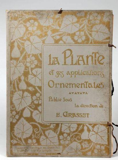 Sous la direction de Eugène Grasset La plante...