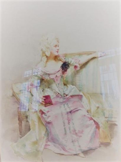 Madeleine Jeanne LEMAIRE (1845-1928)