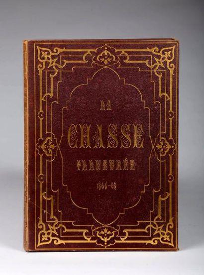 CHASSE ILLUSTRÉE (La). Journal des plaisirs...