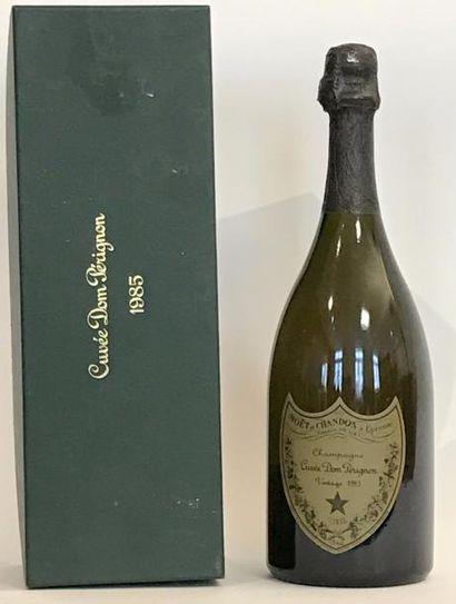 1 bouteille CHAMPAGNE DOM PÉRIGNON 1985 -...