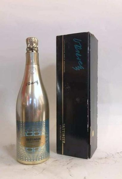 1 bouteille - CHAMPAGNE TAITTINGER COLLECTION...