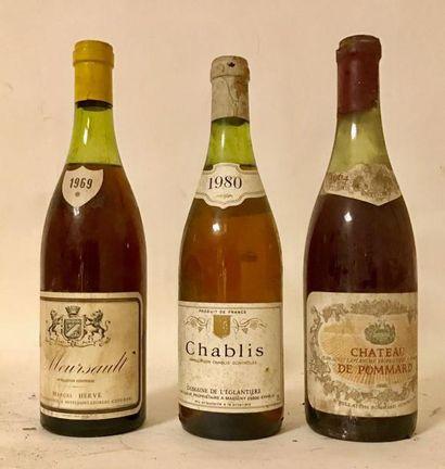 1 bouteille POMMARD - CHÂTEAU DE POMMARD...