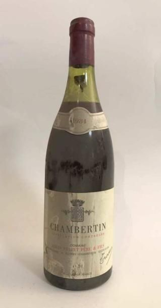 1 bouteille - Chambertin GC Domaine TRAPET...
