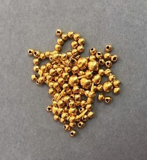 Collier de perles dit MARSEILLAIS en or jaune...