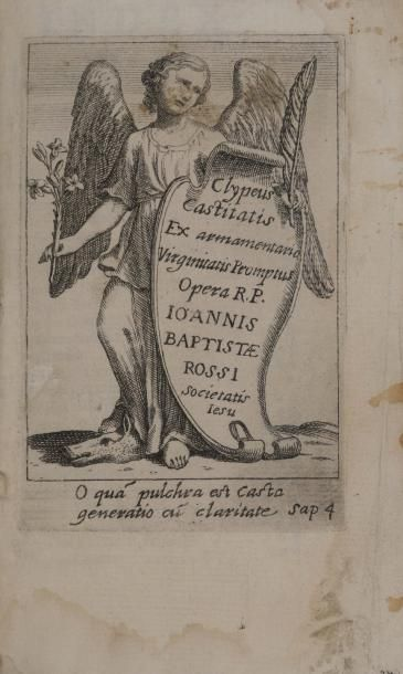 Rossi Jean-Baptiste (Société de Jésus)