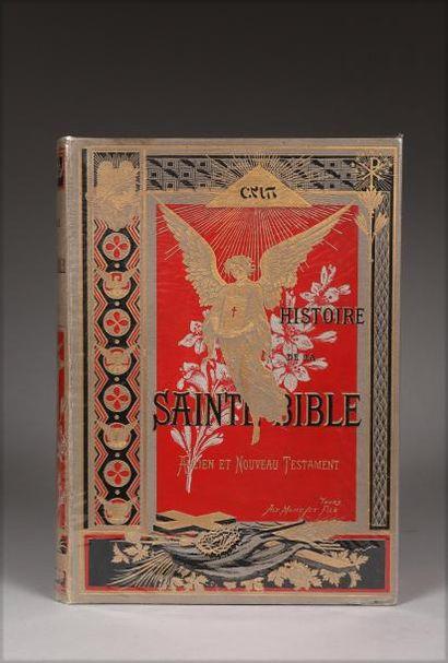 Histoire de la Sainte Bible Ancien et Nouveau...