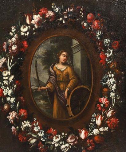ECOLE ITALIENNE Seconde Moitié du XVIIe S.