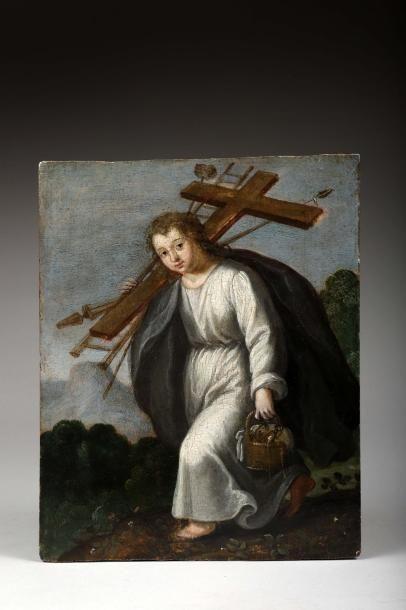 ECOLE FRANCAISE Milieu du XVIIe siècle