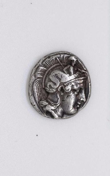 (GRECE) Lucanie, Thurium (400-350) Stratère...