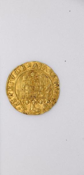 ESPAGNE, Ferdinand et Isabelle (1476-1516)....