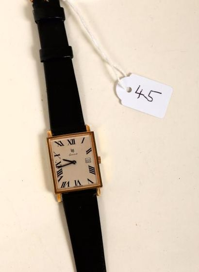 Montre-bracelet 'Lip Genève' N° 372008' en...