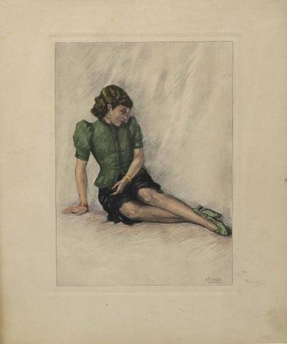Edouard-Jules CHIMOT (1880-1959)