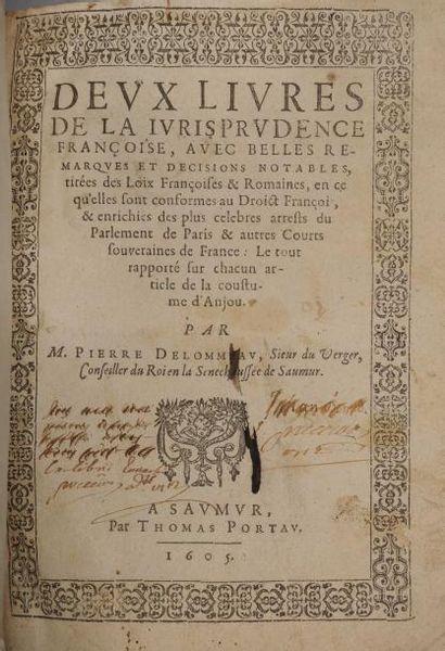 L'Hommeau de Pierre (Sieur du berger, conseiller...