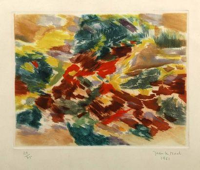 Jean LE MOAL (1919-2007)