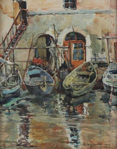 Nicolas MARKOVICTH (1894-1964)