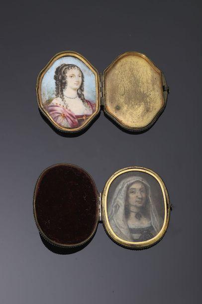 Ecole française de la fin du XVIIème siècle.