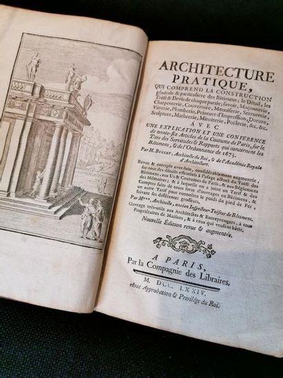 [ARCHITECTURE]. BULLET, Pierre.
