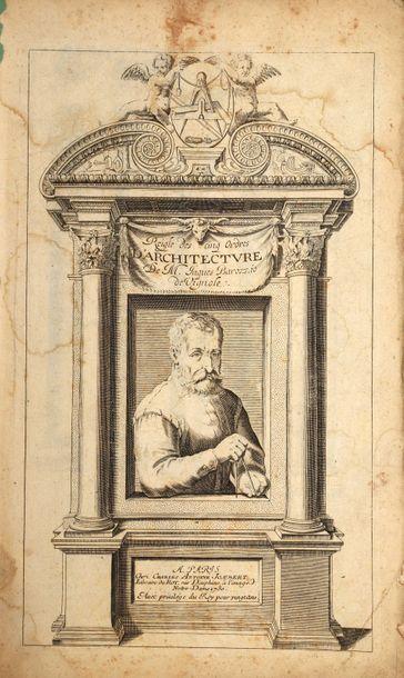 [ARCHITECTURE]. VIGNOLA, Jacques Barrozio de
