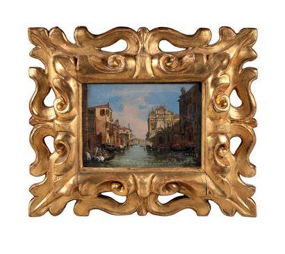 ECOLE ITALIENNE <br/>Seconde Moitié du XIXe siècle