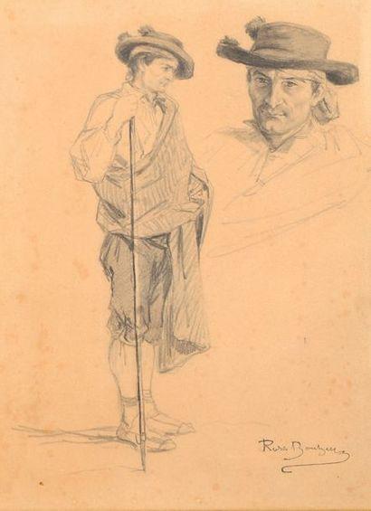 ROSA BONHEUR (1822 - 1899)