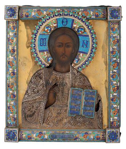 Christ Pantocrator «Pantocrator» est le mot...